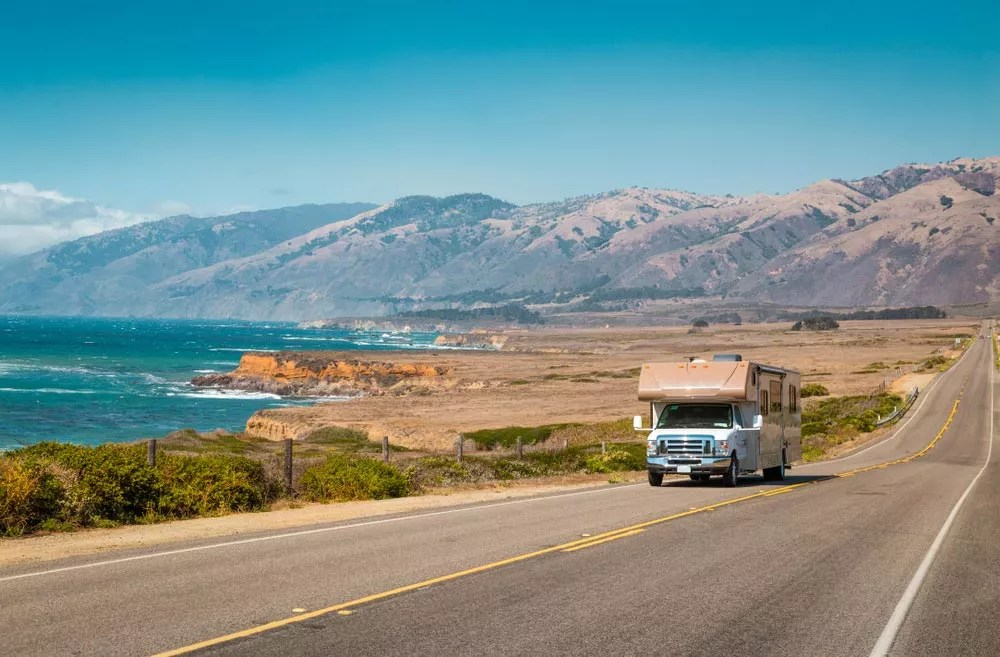 Your Guide to the Best U.S. RV Road Trips via @extraspace