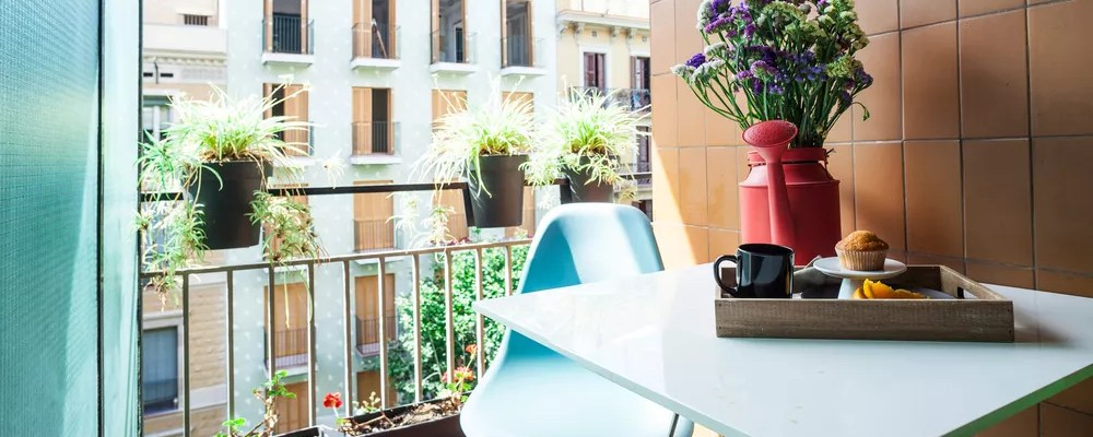 Backyard Balcony Ideas how to create an outdoor living space in a small backyard | extra