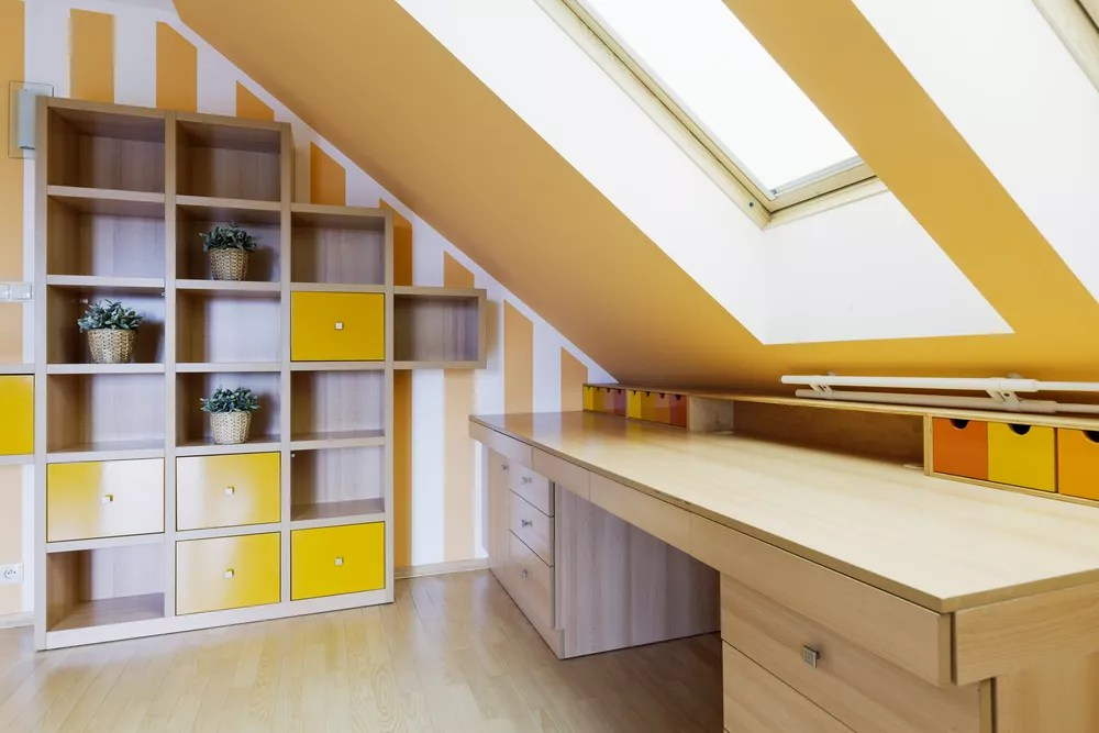 10 Simple Attic Storage U0026 Organization Tips