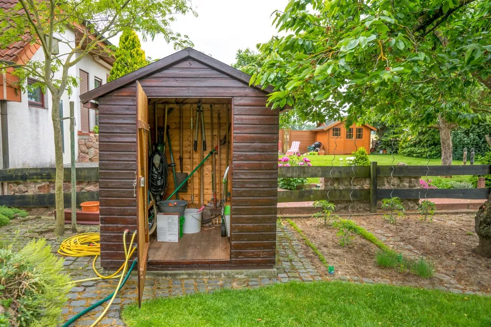 27 Outdoor Shed Organization Ideas for Clutter,Free Storage