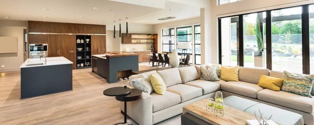 Open Floor Plan Houses | House Design Trends What S Popular In Current Floor Plans Extra