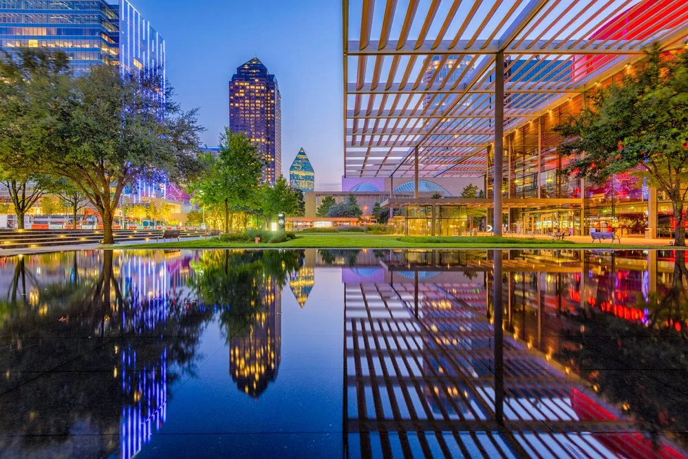 Best Neighborhoods in Dallas for Singles & Young Professionals via @extraspace