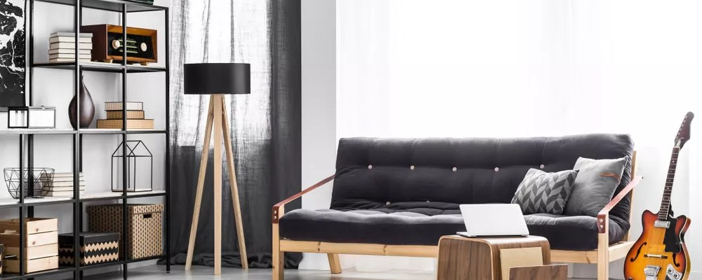 Modern home music room
