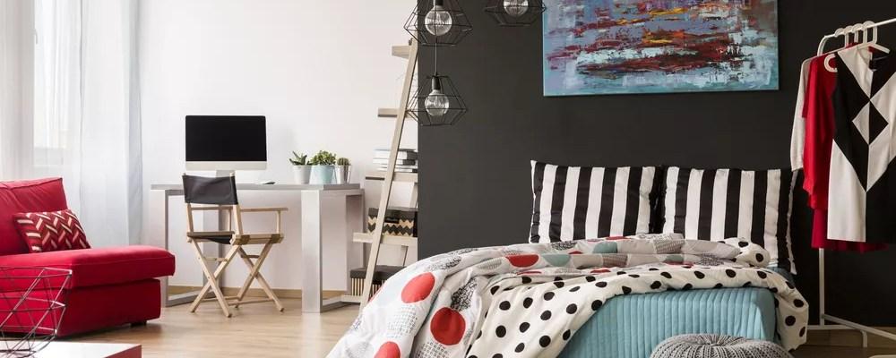 Studio Apt Furniture With 22 Studio Apartment Design Ideas For Small Spaces Extra Space Storage