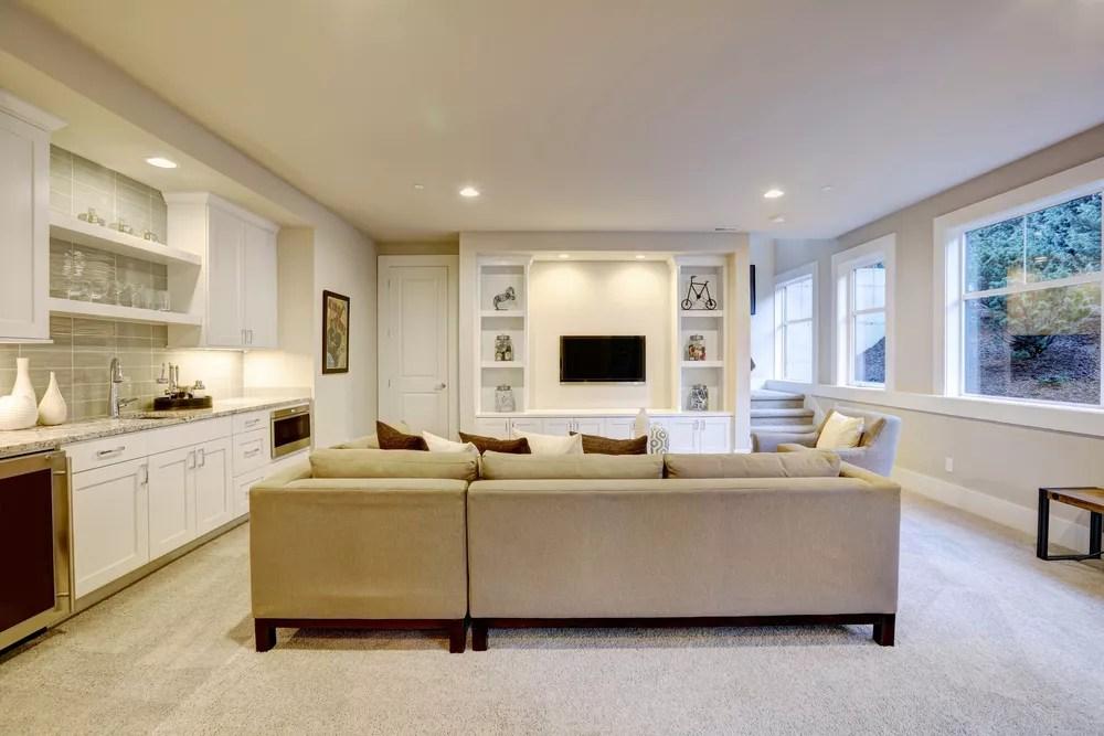 Organize Your Basement With These 23 Design U0026 Storage Ideas. Room  Organization ...