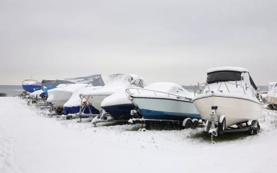 Vehicle Winterization Tips: How to Winterize a Boat