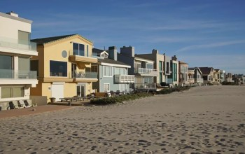 California beach houses