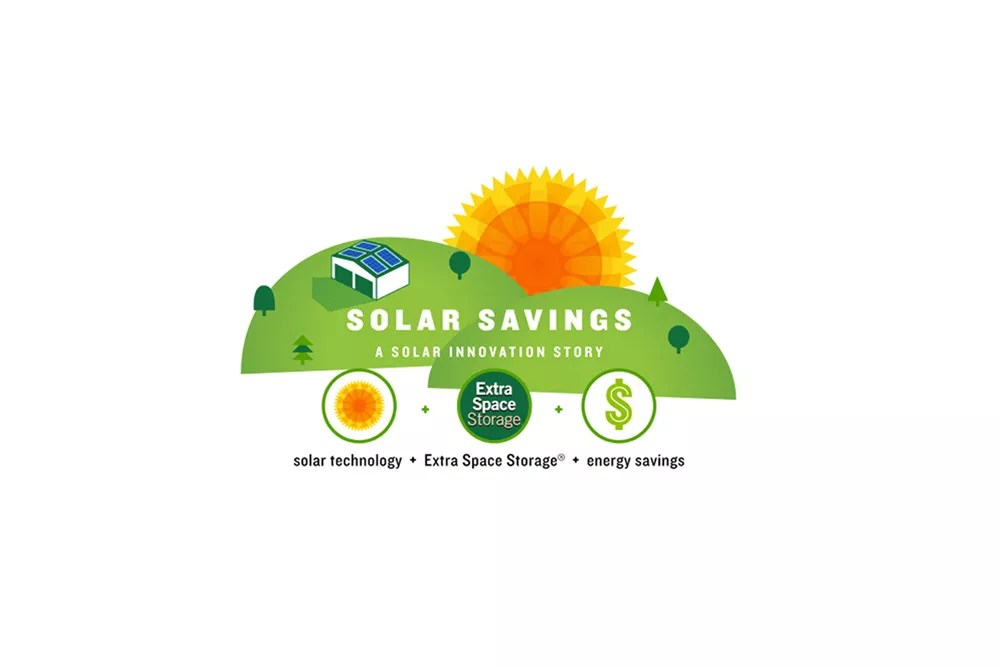 Solar Power via @extraspace