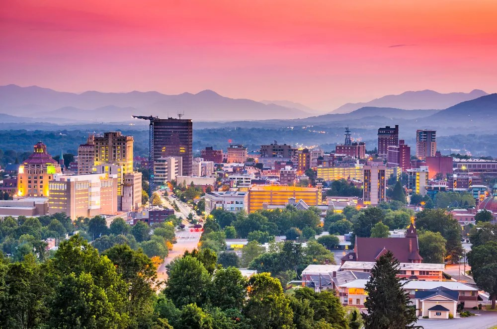 10 Things to Know About Living in Asheville via @extraspace