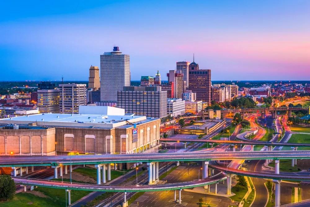 Best Neighborhoods in Memphis for Singles & Young Professionals via @extraspace