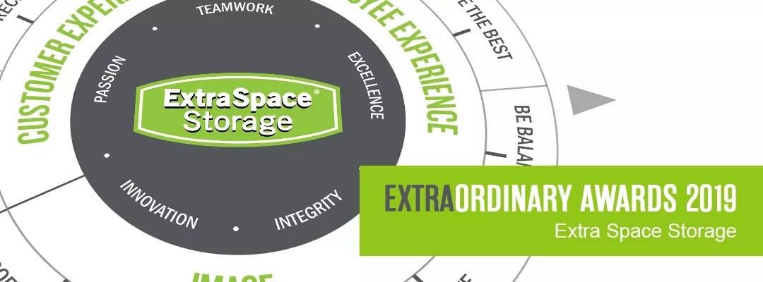 EXTRAordinary Awards 2019 Extra Space Storage