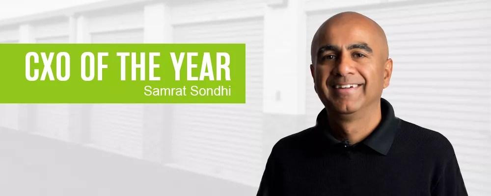 Samrat Sondhi, CXO of the Year 2019