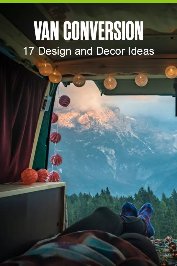 Thinking about updating your current van design or starting to live the van life? From movie projectors and bunk beds to decorative plants and pullout tables, there are tons of ideas to make your van feel like a home on wheels. Check out these 17 design and decor ideas for van conversions! via @extraspace