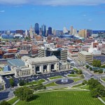 Skyline of Downtown Kansas City