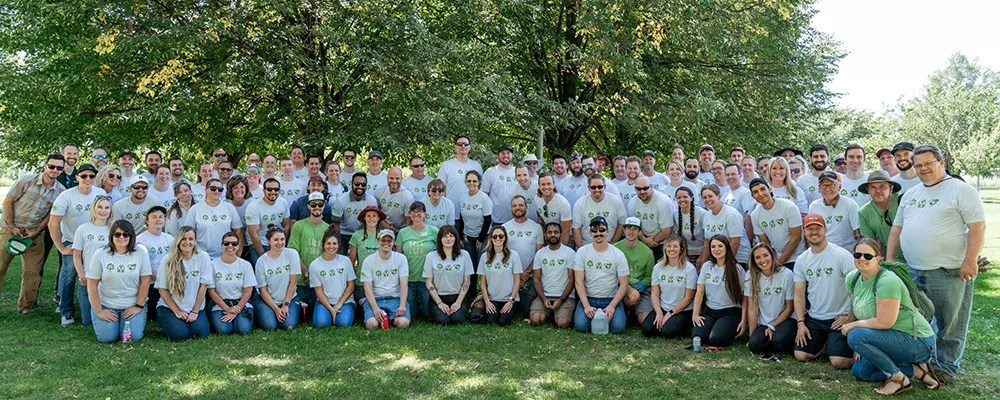 Extra Space Storage Partners with Arbor Day Foundation & Tree Utah to Plant Trees via @extraspace