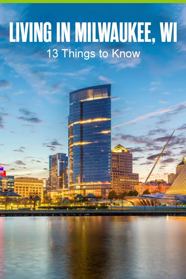 Thinking about living in Milwaukee? This Wisconsin city is known for its affordability, job opportunities, incredible breweries, and more. Here are 13 things to know about Milwaukee! via @extraspace