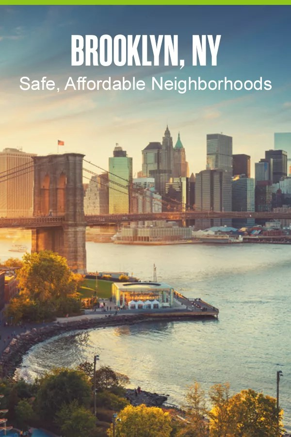 Looking for safe, affordable neighborhoods in Brooklyn? Check out these five best places in Brooklyn for budget-friendly homes, low crime rates, and much more! via @extraspace