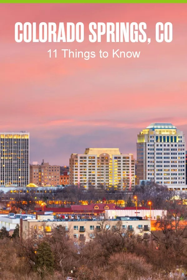 Thinking about living in Colorado Springs? Unbeatable mountain views, quick access to Denver, and great job opportunities are just a few of the things that make The Springs one of the best places to live. Here are 11 things to know before moving to Colorado Springs! via @extraspace