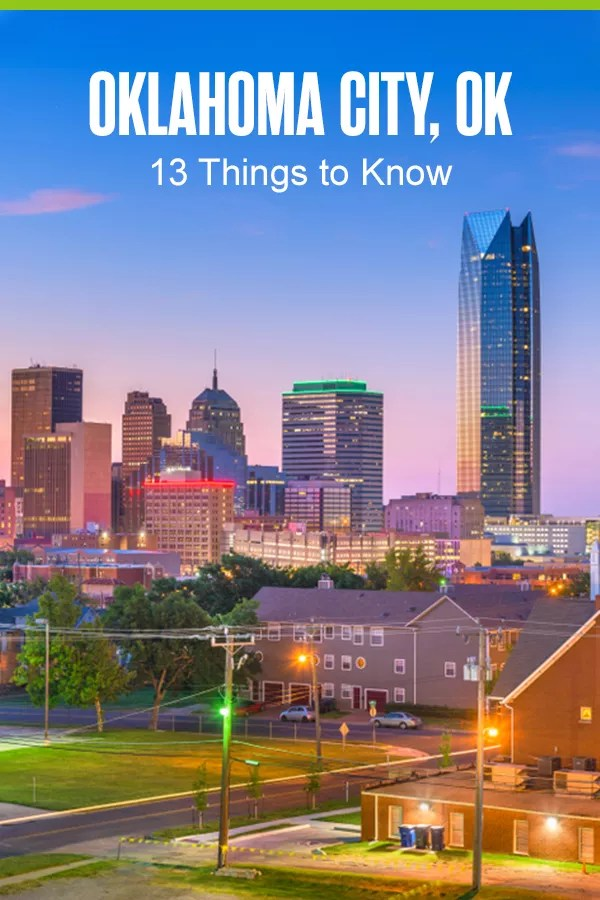 Thinking about living in Oklahoma City? Oklahoma's capital has affordable living, great job opportunities, and lots of fun things to do! Check out these 13 things to know about OKC! via @extraspace