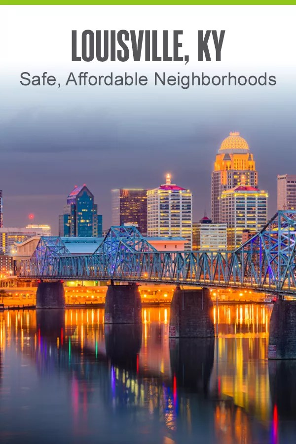 Looking for safe, affordable neighborhoods in Louisville? Check out these five places for budget-friendly homes, low crime rates, and much more! via @extraspace