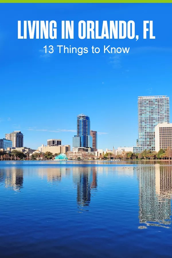 Want to live in Orlando? From the hot job market and vibrant LGBTQ community to the amazing theme parks, here are 13 things you need to know about Orlando! via @extraspace