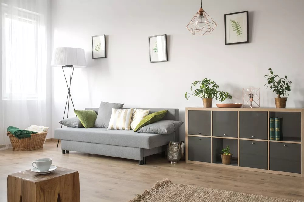 17 Minimalist Living Room Design Ideas | Extra Space Storage on Minimalist Living Room Design  id=73494