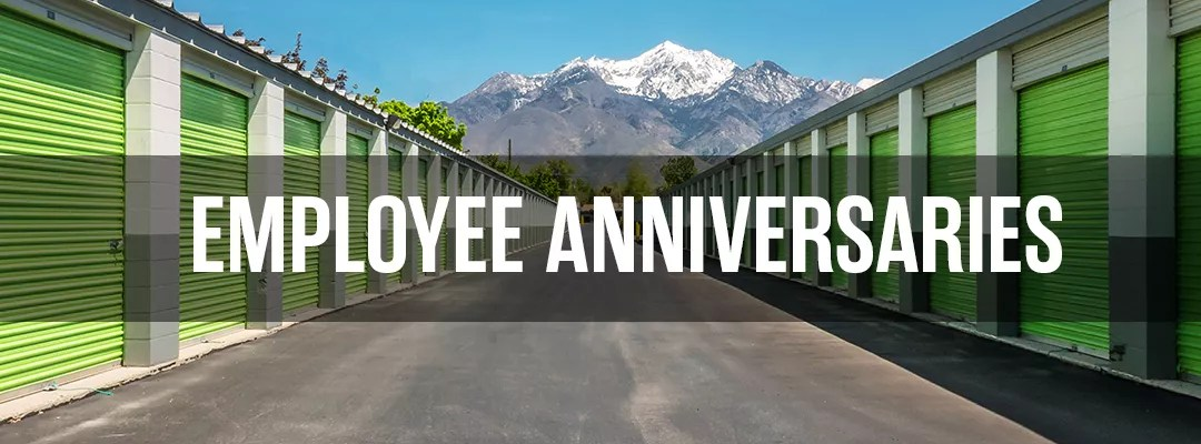 Extra Space Storage Employee Anniversaries