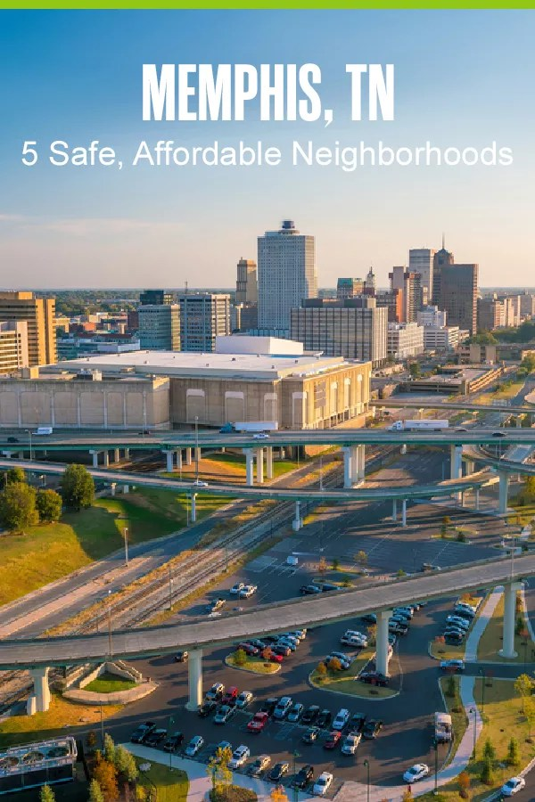 Thinking about living in Memphis? These five neighborhood offer affordable housing, low crime rates, and plenty of things to do for residents of all ages! via @extraspace
