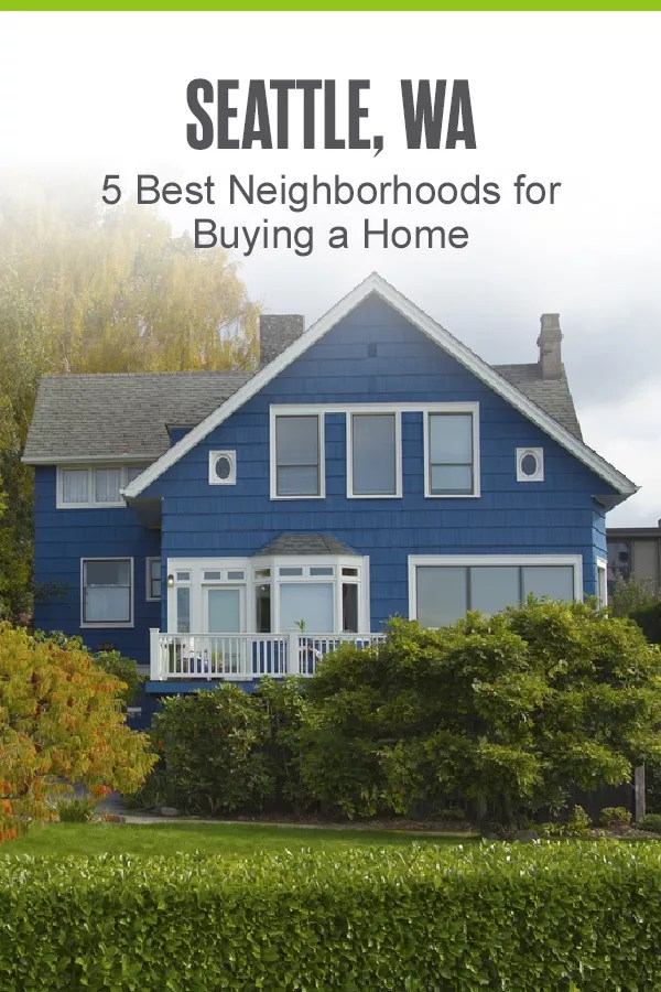 Want to buy a home in Seattle? These five neighborhoods in the Emerald City offer top-notch real estate, friendly communities, and plenty of fun things to do! via @extraspace