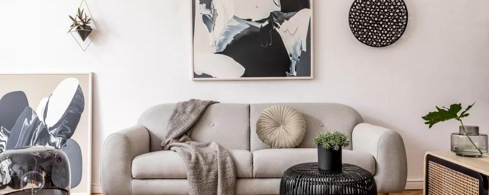 Home with Modern & Minimalist Design Elements