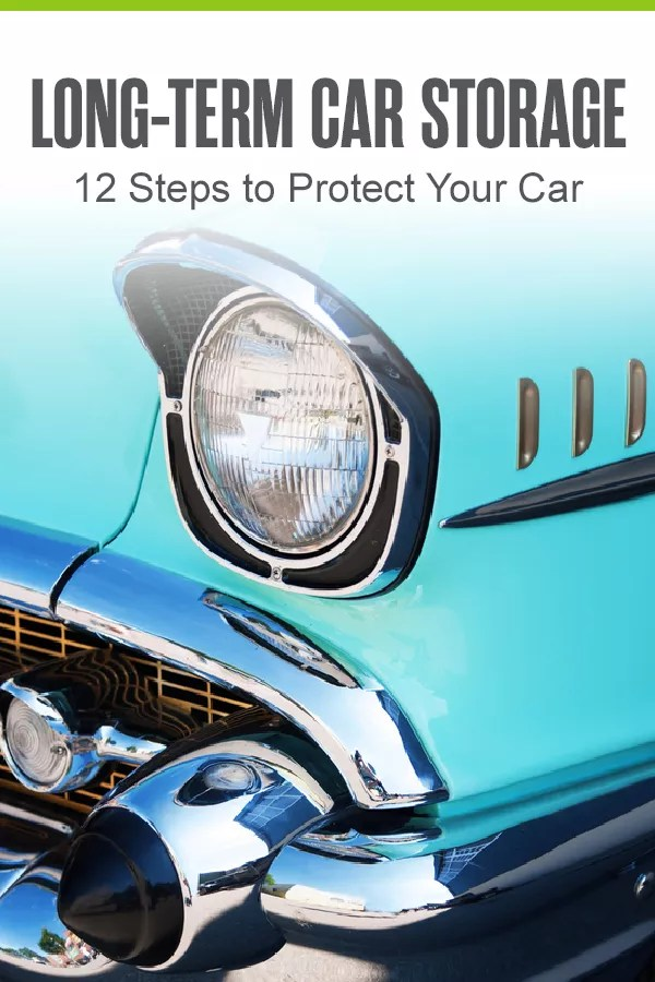 Considering storing your antique, vintage, or classic car? Use these 12 steps to ensure your car is protected and will be in peak condition for your next drive! via @extraspace