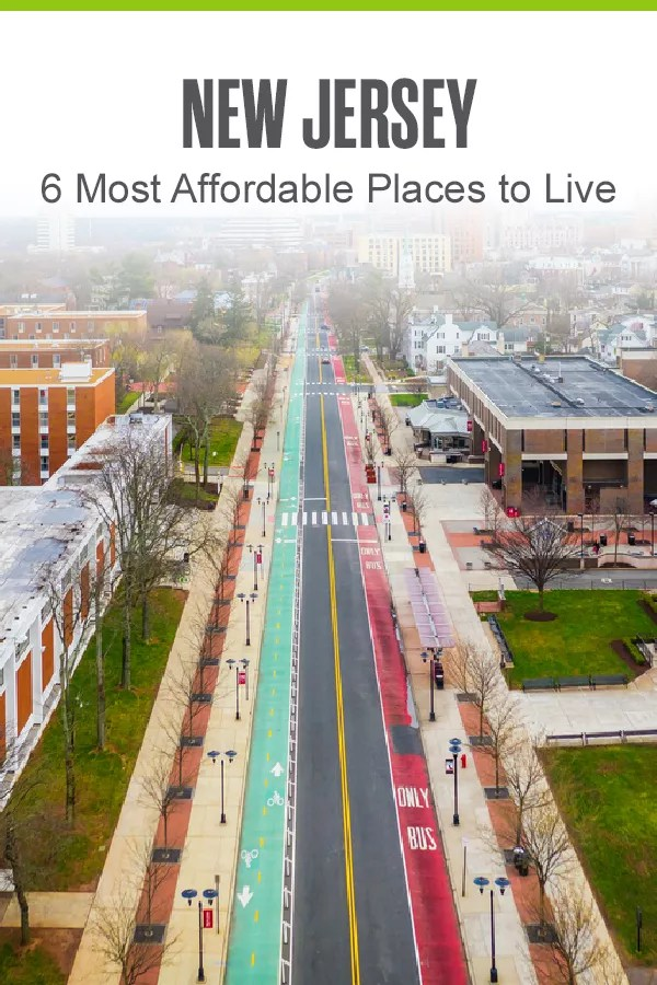 Moving to New Jersey? These six cities offer budget-friendly housing, safe neighborhoods, tons of amenities, and close proximity to Philadelphia and New York City! via @extraspace