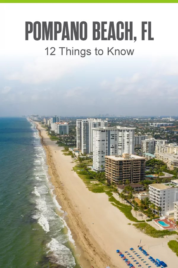 With affordable living and fun things to do for the whole family, Pompano Beach is one of the best places to live in Florida. Here are 12 things you need to know about Pompano Beach! via @extraspace