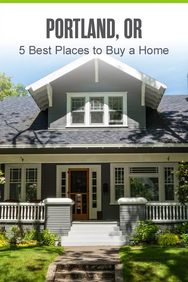 Want to live in Portland? PDX's natural beauty and laid-back vibe make it a popular place to settle down. Here are the five best neighborhoods in Portland for buying a home! via @extraspace