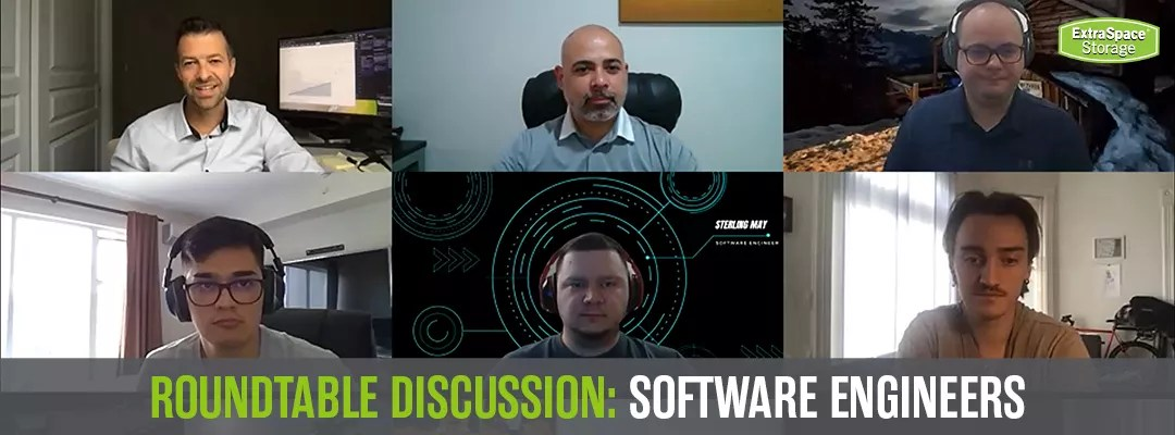 Software Engineers Roundtable: What It's Like Working at Extra Space Storage via @extraspace