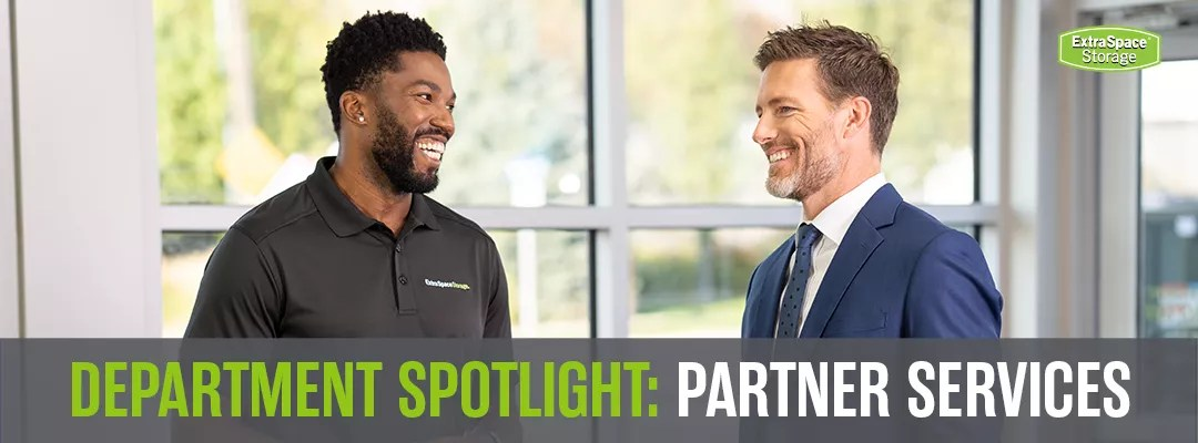 Featured Image: Extra Space Storage: Department Spotlight: Partner Services