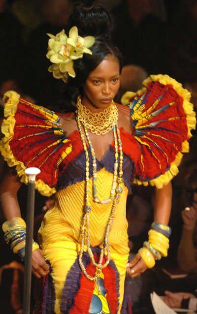 Jean Paul Gaultier, couture 2005