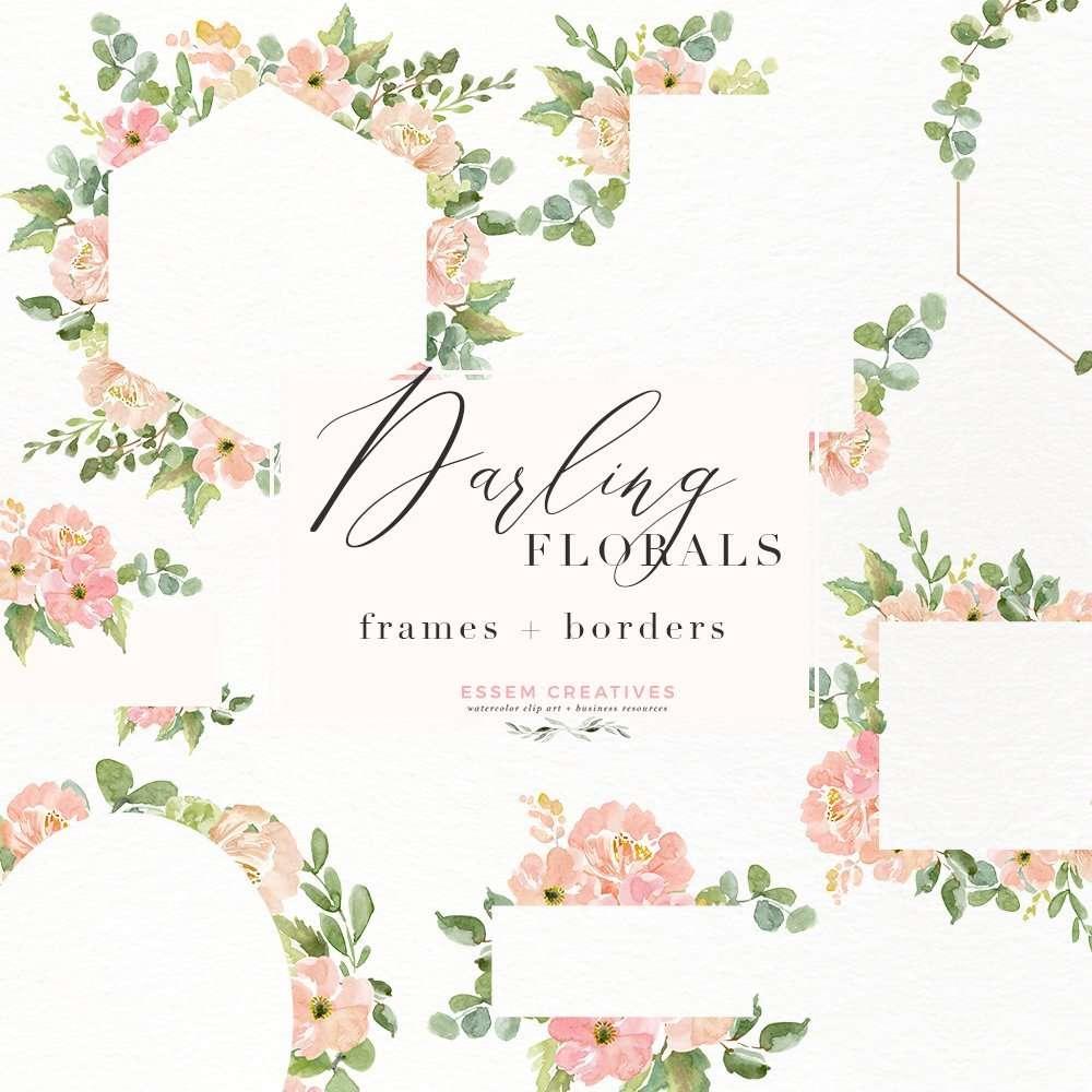 Fantastic Borders And Frames For Wedding Invitation Ornament