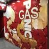 【壁画☆エントランス外壁】@ガスパニック渋谷様
