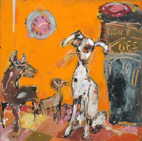 Vincent M'Bandeve // Dog life