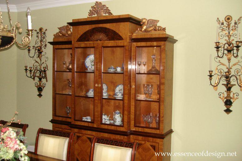 Potomac-MD-interior-designer-Shiva-Rostami-dining-room-elegant-traditional-china-cabinet