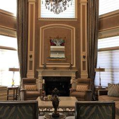 Potomac-Maryland-interior-designer-Shiva-Rostami-living-Family-room-Greatfalls-VA -marblex walls