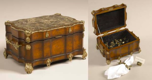Napkin-Box-by-Maitland-Smith-with-rings-marble-top