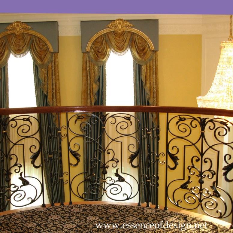 essenceofdesign.net-Potomac-Maryland-Interior-Designer-Shiva-Rostami-elegant-custom-window-treatment-McLean-VA