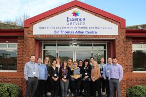 Essence Service Sunderland Dementia Support Team photo