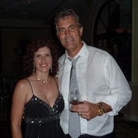 Deana Martin Sings with The Essence Band at Vince Ferragamo's Daughter's Wedding Reception