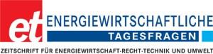 et_Energiewirtschaftliche_Tagesfragen_Logo