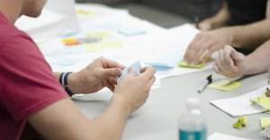 Workshop: Business Modell Canvas – tu>startup