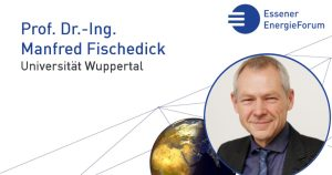 Vortrag: Klimaziele 2030 – Herausforderungen und Chancen auf dem Weg zur Zielerreichung