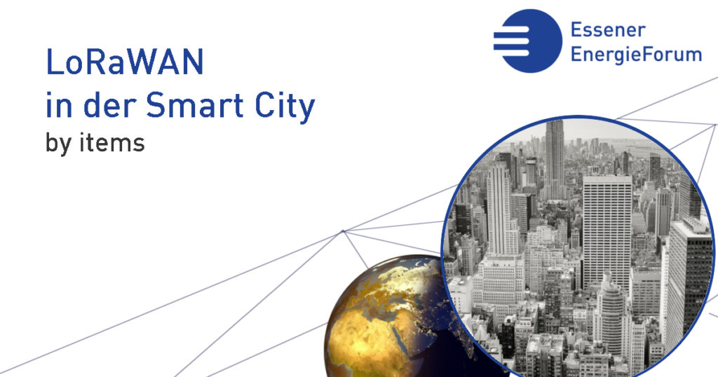 Workshop: LoRaWAN in der Smart City (items)